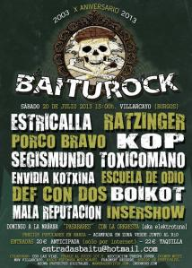 BAITU ROCK
